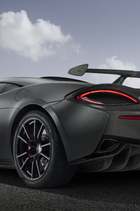 MSO McLaren 570S Coupe High Downforce Kit 2019