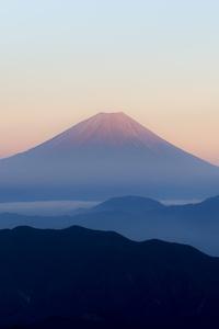 Mt Fuji 4k
