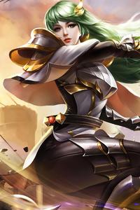 1440x2560 Mulan Heroes Evolved 4k