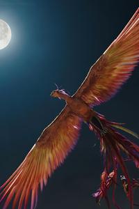 1080x1920 Mulan Phoenix 5k