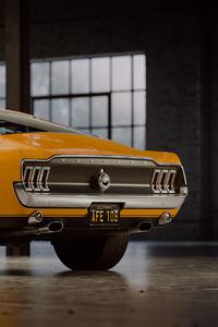1440x2960 Mustang Gt 2020 4k
