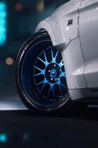 240x320 Mustang Gt Wheels 8k