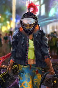 My Night City Cybeprunk 2077