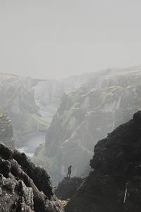 320x568 Myrdalssandur Iceland 4k
