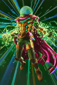 1080x1920 Mysterio 4kartwork