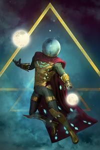 1080x2160 Mysterio Artnew