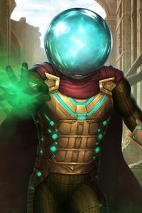 750x1334 Mysterio Artwork