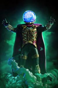 240x320 Mysterio Fictional Supervillain