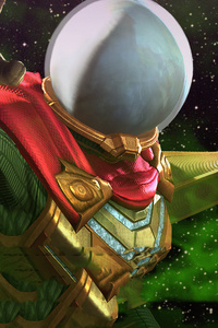 1280x2120 Mysterio Marvel Contest Of Champions