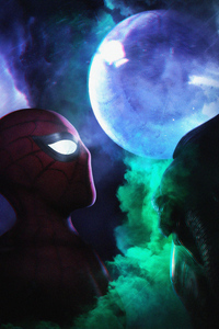 1080x2160 Mysterio SpiderMan Far From Hom4k