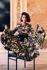 Naomi Scott Teen Vogue Photoshoot 2019