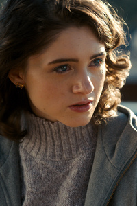 Natalia Dyer As Nancy Stranger Things Season 2 8k