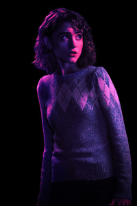 Natalia Dyer As Nancy Stranger Things Season 2