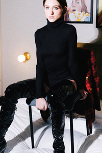 Natalia Dyer Flaunt Magazine 5k