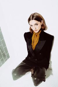 Natalia Dyer For Flaunt Magazine 5k