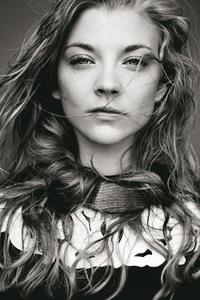 Natalie Dormer Monochrome
