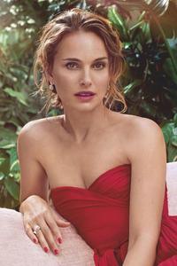 750x1334 Natalie Portman Harpers Bazaar 2019