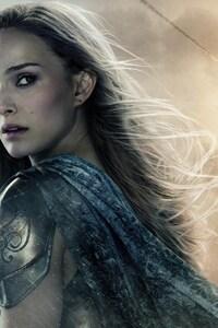 Natalie Portman In Thor Movie