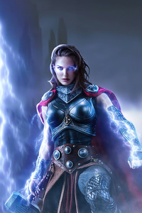 Natalie Portman Lady Thor