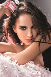 Natalie Portman Miss Dior 2016 8k