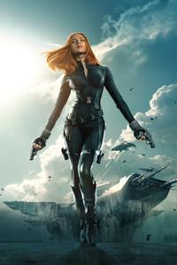 Natasha Romanoff Black Widow 2018