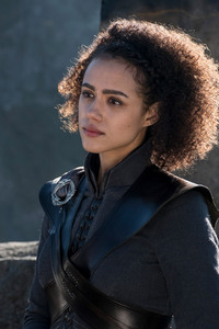 1440x2560 Nathalie Emmanuel as Missandei GOT Season 7
