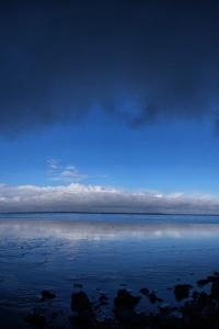 Nature Landscape Sky Water 4k