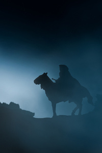 2160x3840 Nazgul The Lord Of The Rings Art 4k