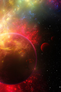 Nebula Anger 4k