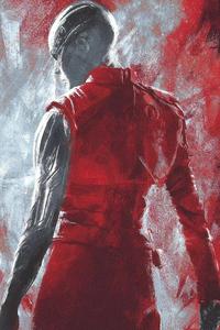 Nebula Avengers Endgame 2019