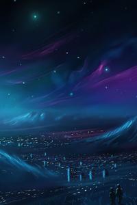 540x960 Nebula City