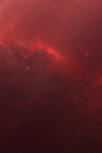 320x480 Nebula Digital Space 5k