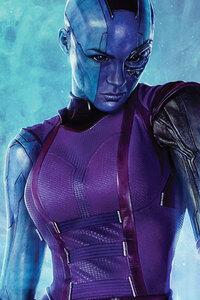 Nebula Guardians Of The Galaxy Vol 2 4k
