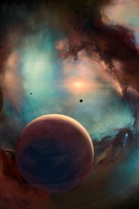 Nebula Space 5k