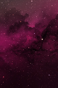 1080x1920 Nebula Space Red