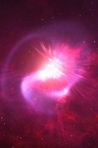 1440x2560 Nebula Stars