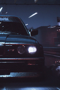Need For Speed BMW M3 4k