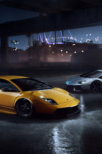 Need For Speed Cool Rides 4k