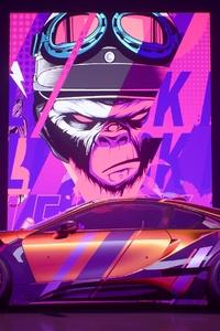 Need For Speed Heat Bad Monkey 4k
