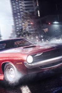 800x1280 Need For Speed Heat Drift Classic Car 4k