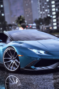 Need For Speed Heat Lamborghini 5k