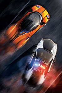 Need For Speed Hot Pursuit Key Art