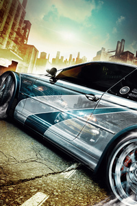 480x854 Need For Speed Most Wanted Key Art 5k