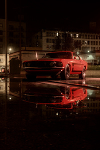 2160x3840 Need For Speed Muscle Car 10k