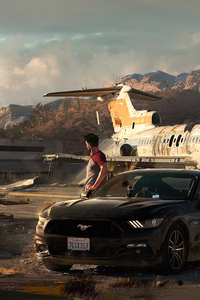 Need For Speed Payback Concept Art