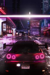 480x800 Need For Speed Payback Cyberpunk 4k
