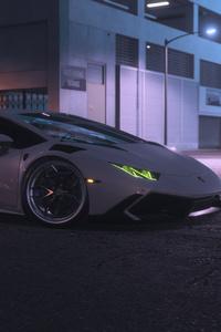 Need For Speed Payback Lamborghini Hurcacan 4k