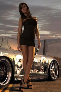Need For Speed Pro Street Girl