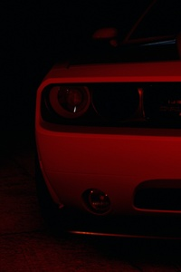 Need For Speed Red Dodge Challenger