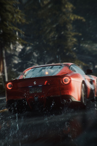 750x1334 Need For Speed Rivals 8k
